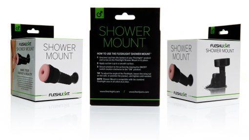 fleshlight shower mount in box